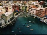 Cartolina // Postcard (Vernazza, Cinque Terre)