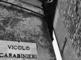 Vicolo Carabinieri (Monticchiello, Siena)