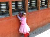 Infanzia rosa // Pink childhood (Taktok, Jammu e Kashmir)