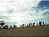 Allenamento in spiaggia // Training in beach (Fortaleza, Ceará)